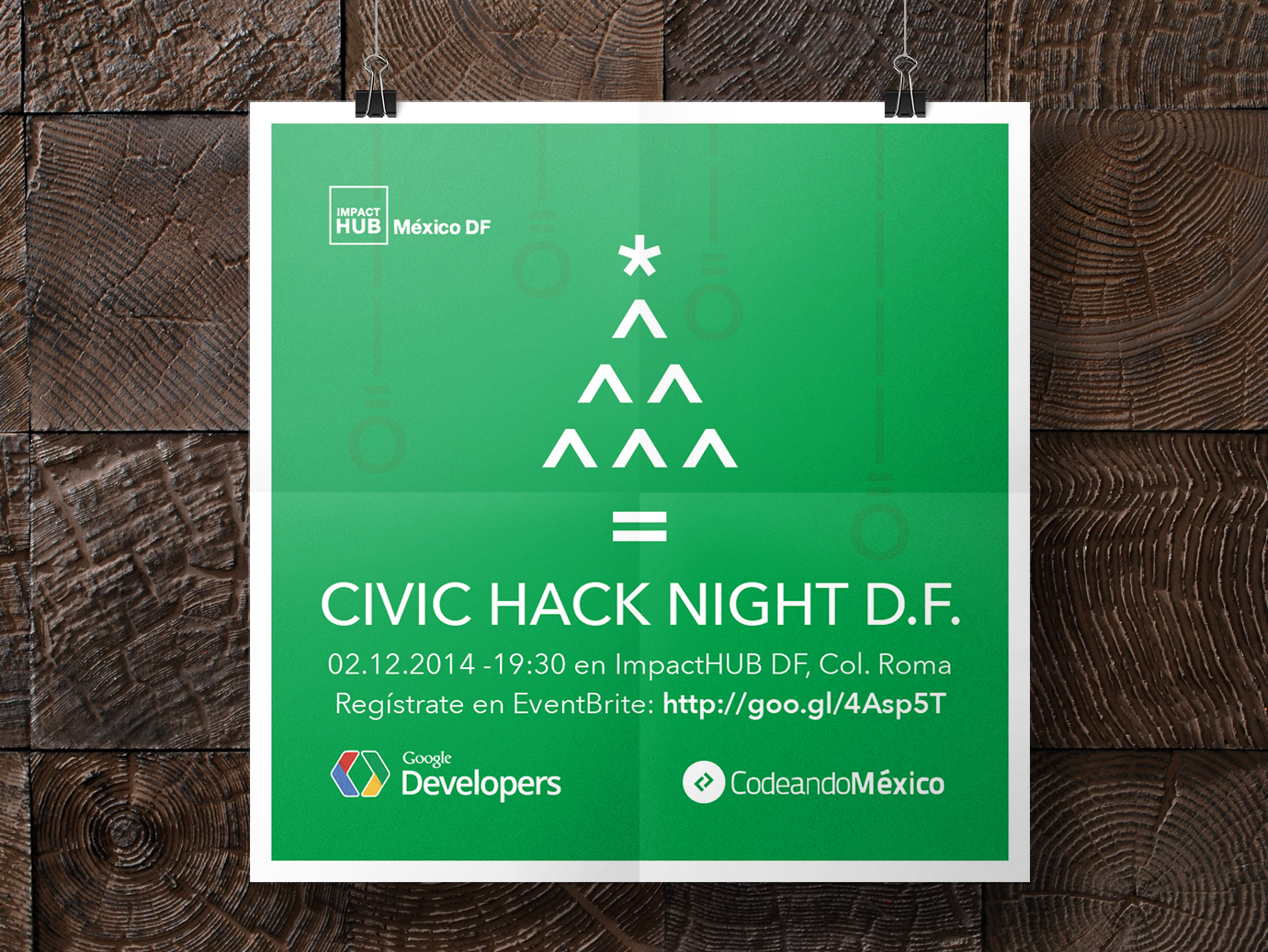 Civic Hack Night December 2015