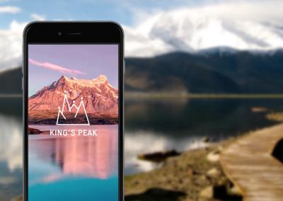 King's peak splash