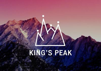 King's peak title