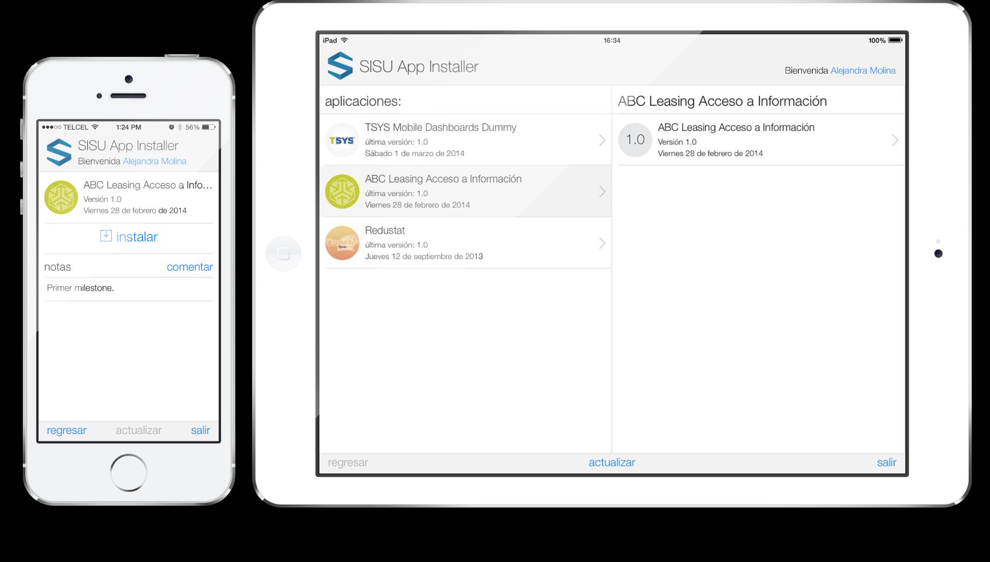 SISU App Installer