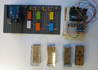 Sound Blocks prototypes