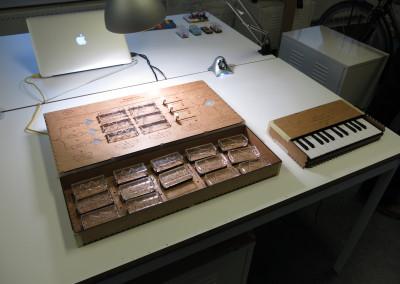 Sound Blocks setup